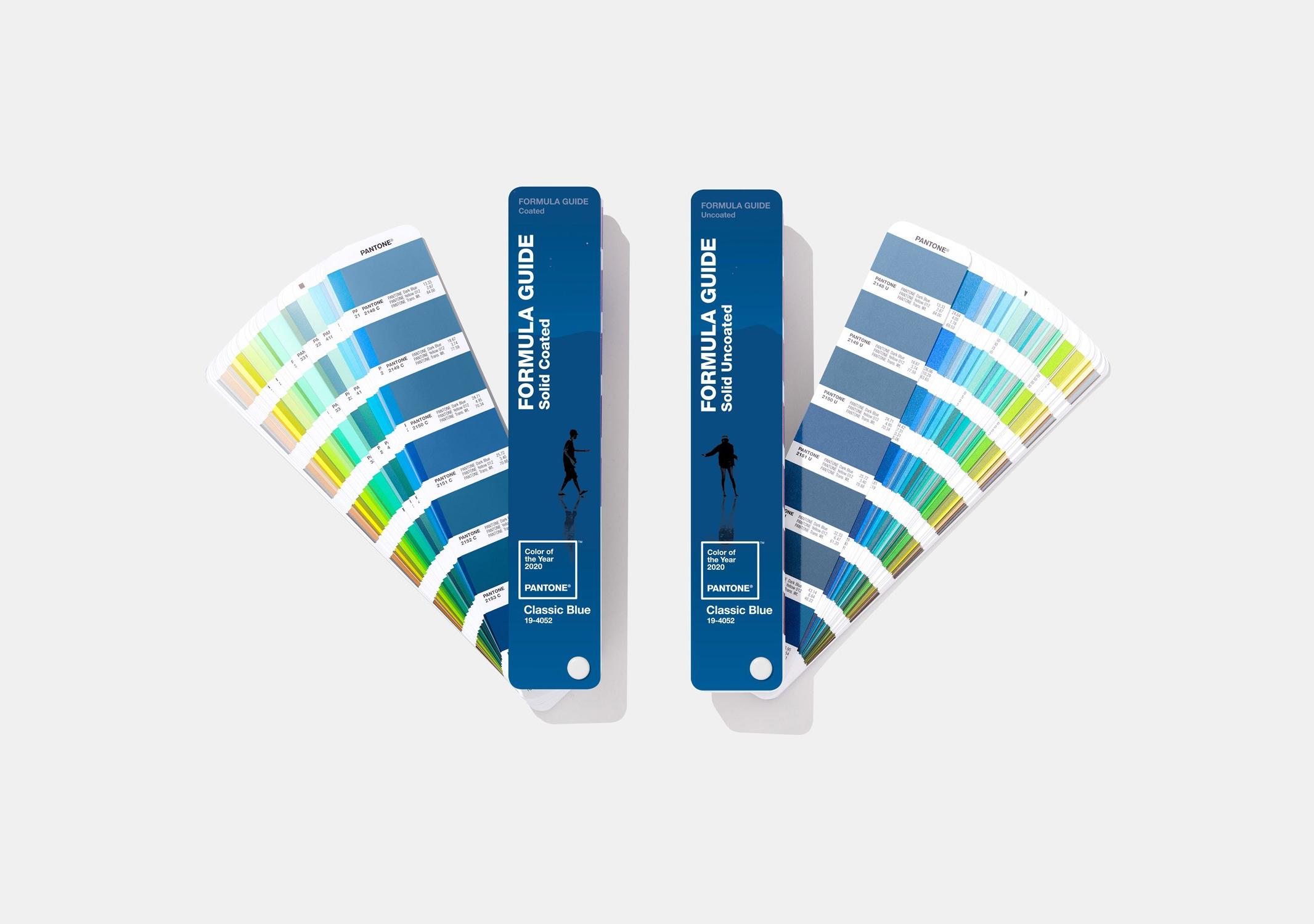 pantone azul 2020