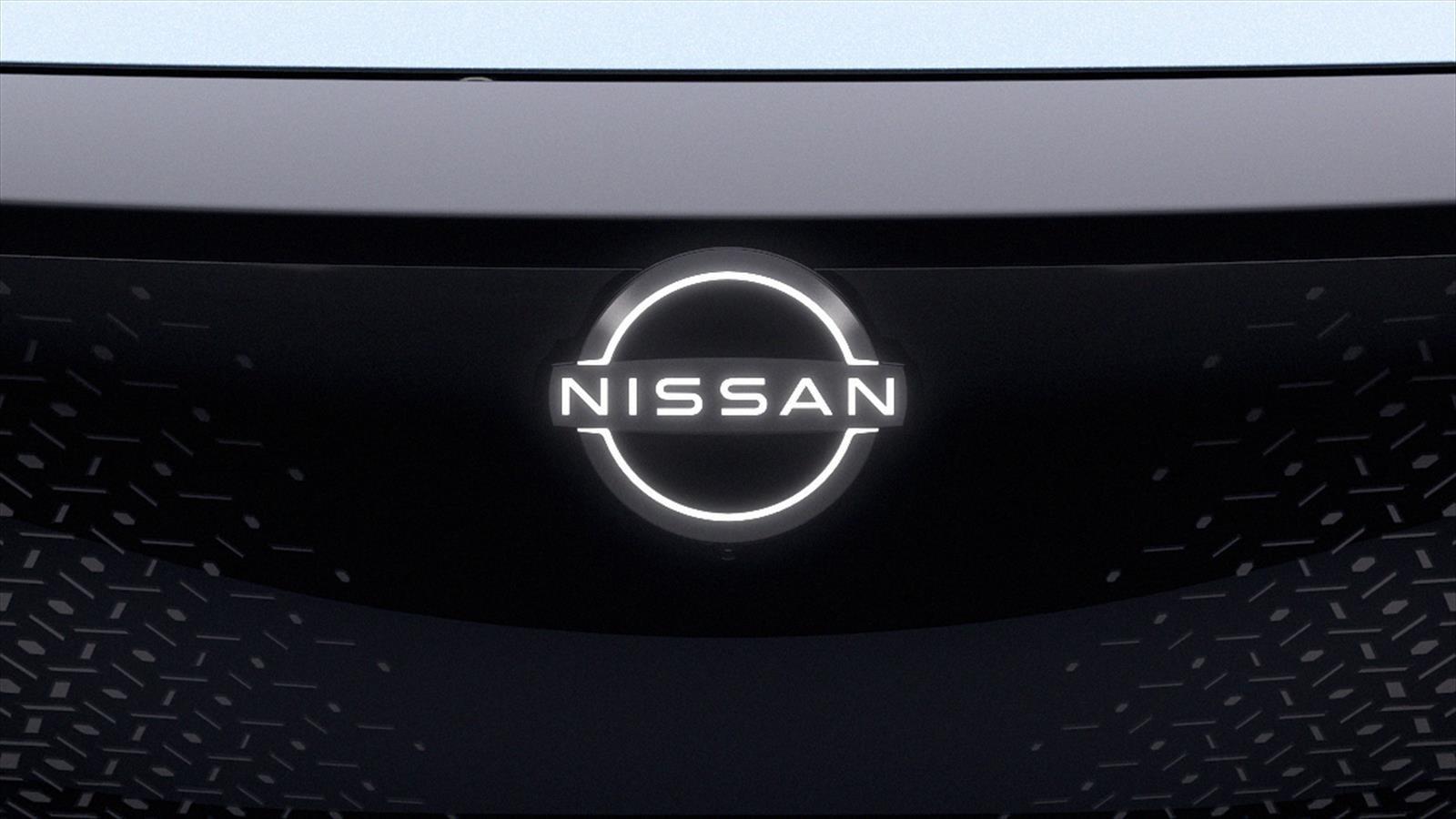 nuevo logo NISSAN