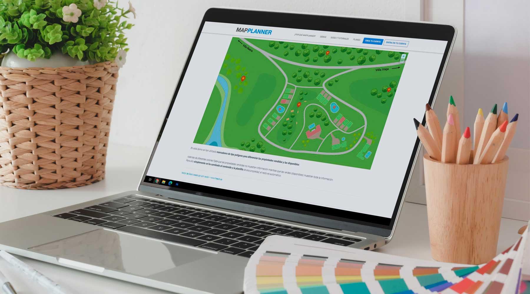 Mapplanner